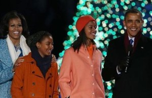 Obama Family is preparing for wasteful Christmas vacation