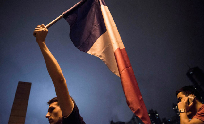 France knows who is to blame for ISIS terror