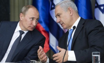 The Conversation: Netanyahu Talks With Putin About Syria...HERE WE GO!!!