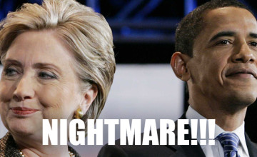 The Nightmare Position That Hillary Clinton Would Love For Obama If She's Elected