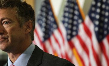 "Rand Paul Drops Out Of The Presidential Race But Says ""The Fight Is Far From Over"""