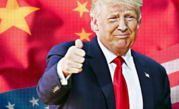 Huge Number Of Americans Work For China Based Firms, Trump's Bold Claim...