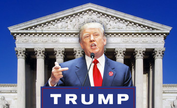 BREAKING: Donald Trump Releases List Of Potential Supreme Court Justices