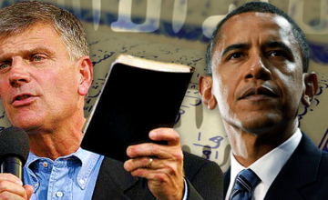 Franklin Graham Defends Trump, BLASTS Obama For Supporting Islam Over Christianity!!!