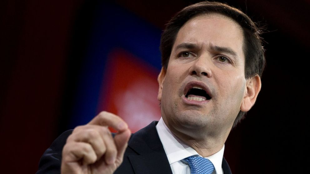Breaking: Rubio Just Hurled The Accusation