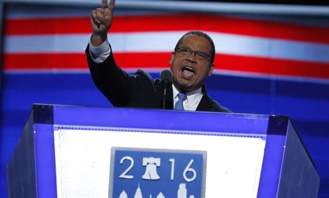 Muslim congressman Keith Ellison would be a disaster for Democratic Party