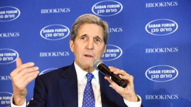 Kerry has seen his Middle East efforts bear no fruit