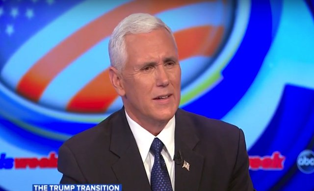 Pence made liberals eat their words over Trump Taiwan call