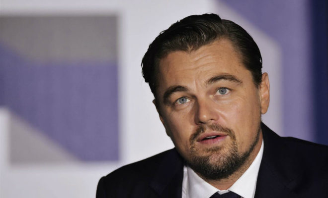 Leonardo DiCaprio doesn't like Trump, but will work with him