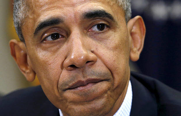 Did Obama admit defeat in Afghanistan?