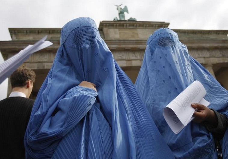 Germany declares war on the burka