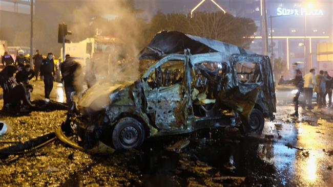 Deadly terrorist bombings in Turkey heat up region