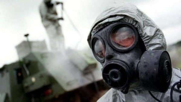 Chemical weapons have been used repeatedly