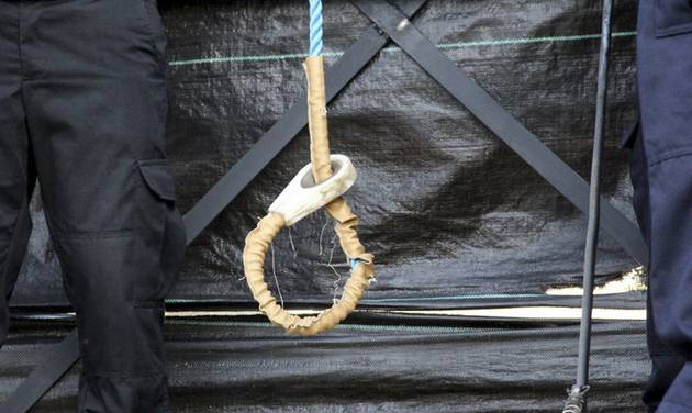 A Muslim woman will hang for killing her abusive husband