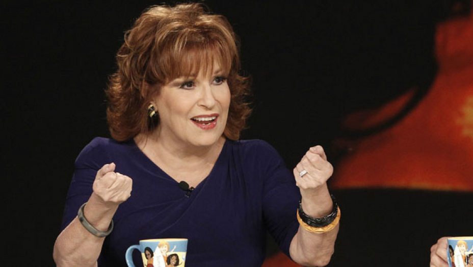 Woman of The View show how undemocratic they are