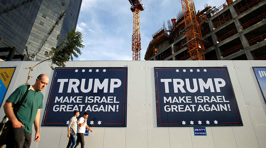 Trump's appointments have most of Israel excited