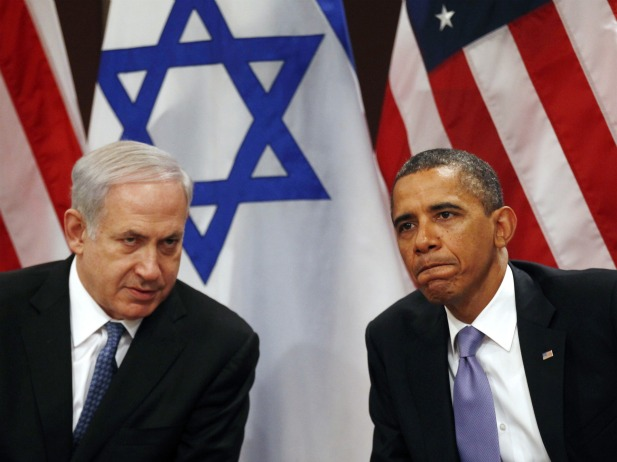 Netanyahu is finally letting loose on Obama