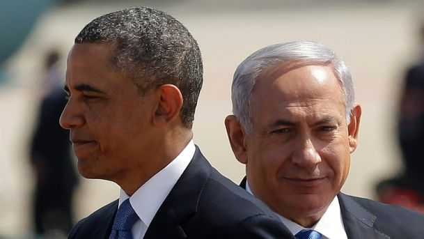 Israel has a lot of dirt on Obama
