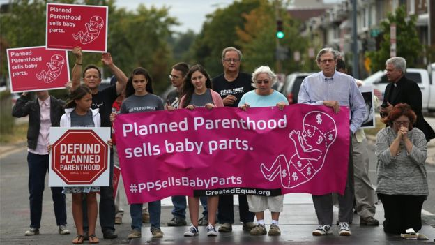 Planned Parenthood is an evil without our society