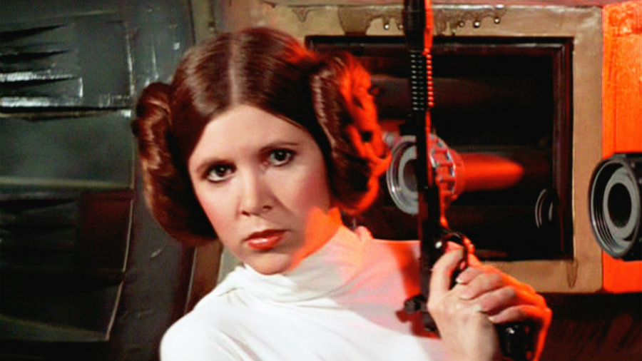 Steve Martin in hot water over tribute to Carrie Fisher