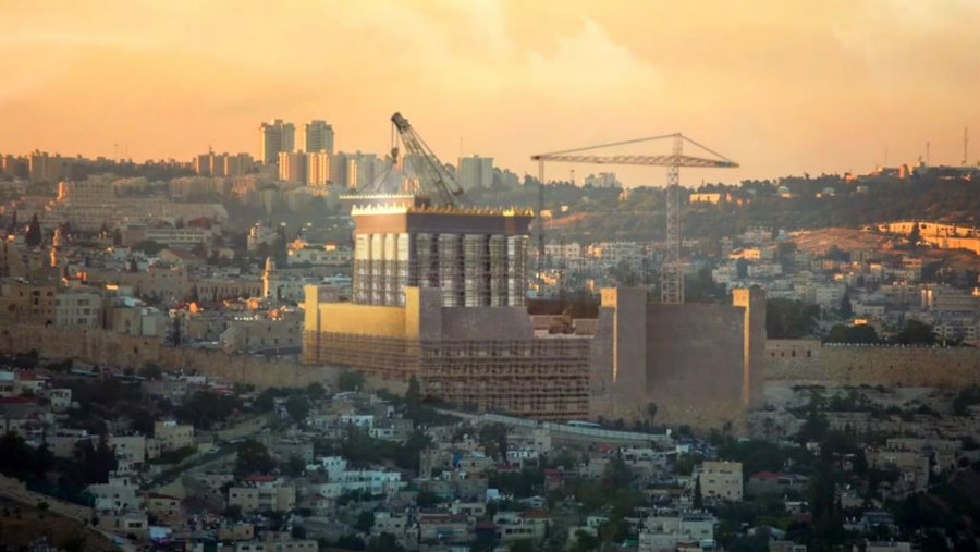 Israel takes critical step toward building Third Temple