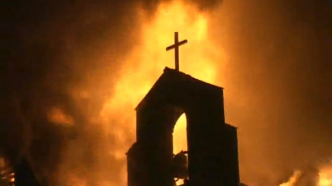 Shocking number of Christians killed this year