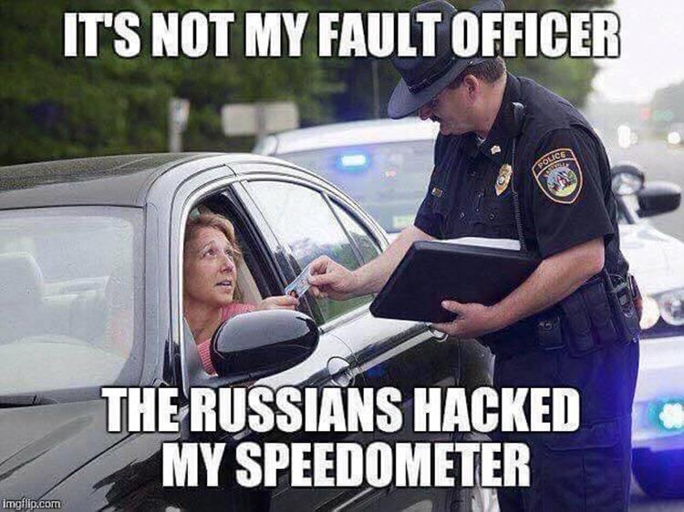 9 Of The Best Russian Hacking Memes From Social Media