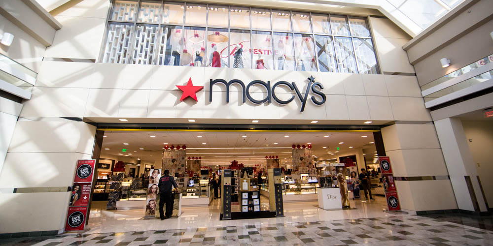 NEW ORLEANS, LA - DECEMBER 31:  Macy's at Lakeside Mall is decorated for Christmas on December 04, 2014 in New Orleans, Louisiana.  (Photo by Josh Brasted/Getty Images)