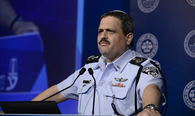 Israel Police chief says he is preparing for arrival of Messiah