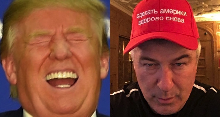 Alec Baldwin gets bad news after trashing Trump