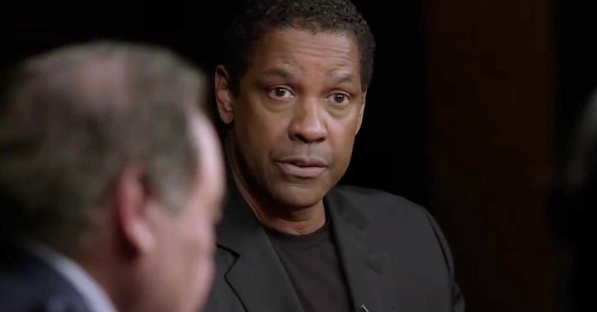 Denzel Washington shuts down Hollywood elites