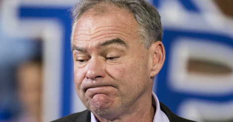 Rex Tillerson puts Tim Kaine in his place over global warming