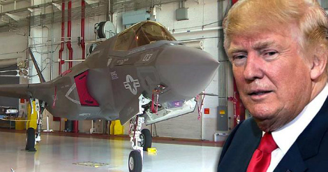 Trump scores another win with the F-35
