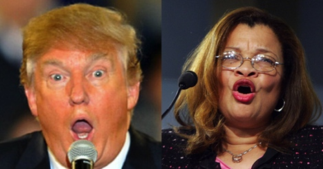 Martin Luther King's niece drops bombshell about Trump