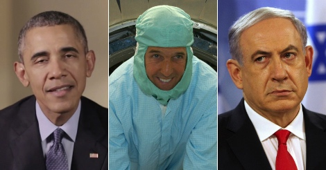 Obama and Kerry still say they were good for Israel, but Netanyahu says otherwise