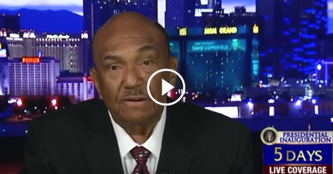 Black pastor demolishes John Lewis