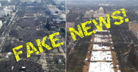 The media forgot to tell you something about attendance at Trump inauguration