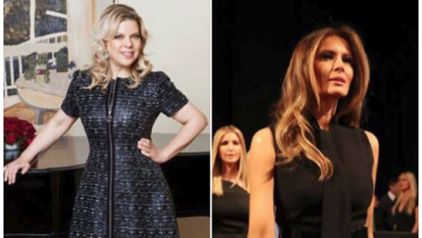 Melania and Sara Netanyahu are going to get along great