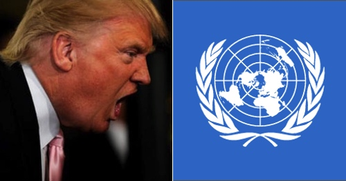 Trump has got the United Nations panicking