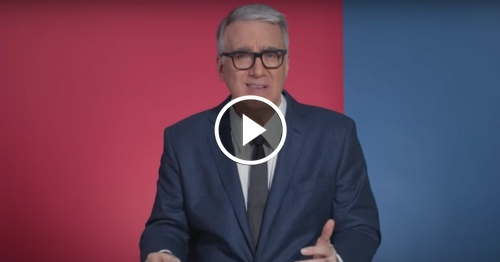 Keith Olbermann demands Trump resign