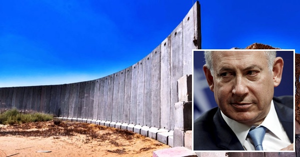 Trump gets endorsement for border wall from Netanyahu