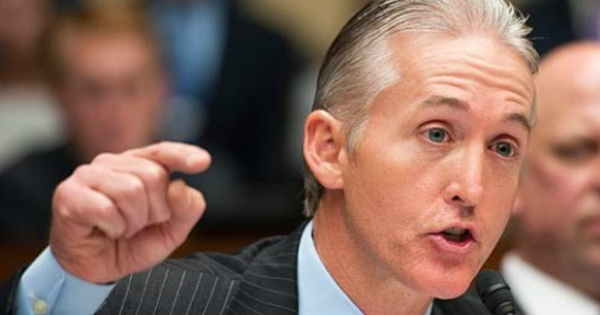 Trey Gowdy puts liberals in their place