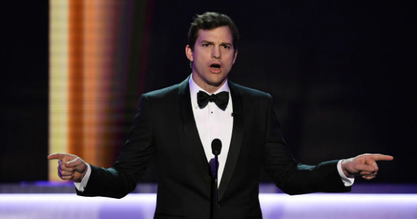 Ashton Kutcher gets bad news after bashing Trump