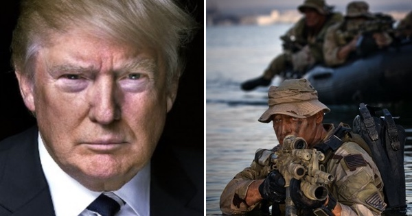 Navy SEAL killed by Muslims, what Trump does next