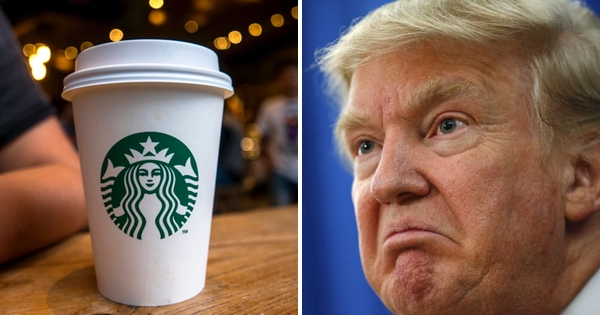 Bad news for Starbucks after defying Trump order