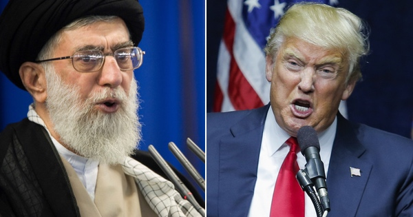 Iran is freaking out after Trump said this