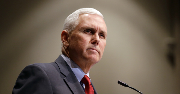 VP Pence Just SHUT UP Every Liberal Protester With MASSIVE Reveal on Travel Ban
