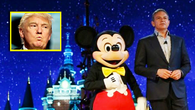 Disney CEO's Sick Plan to Betray Trump AND America is EXPOSED, and It's BAD
