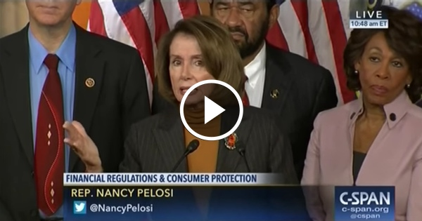 Is Nancy Pelosi Still Living on This Planet? Look What She Just Called Trump!