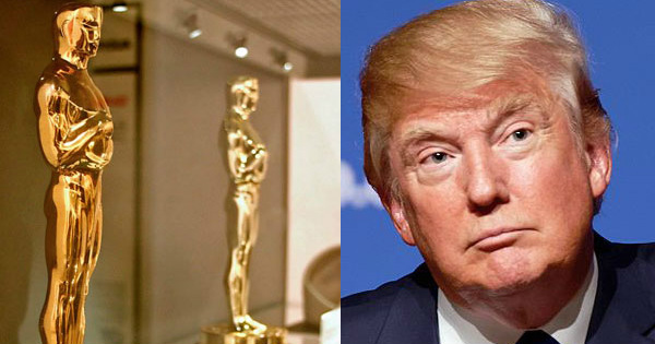 Hollywood SCUMBAGS Might CANCEL the Oscars to Protest Trump